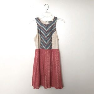 Urban Outfitters Flying Tomato Lace Dress
